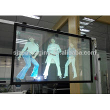 3D Rear Projection Window Film